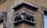 Castle district house detail