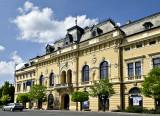 Szarvas, elegant old building