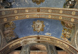 Romanian Orthodox Church ceiling