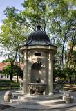 Elegant water fountain