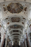 St. Bartholomew's Church, amazing ceiling