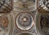 St. Anne's, main dome, crucifix