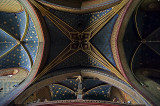 Franciscan Church,  like night and day