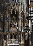 Dominican Church, high altar detail