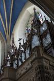 Dominican Church, organ