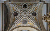 Sts. Peter and Paul, chapel ceiling 4