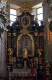 St. Andrew's, high altar