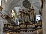 St. Florian's Church, organ