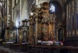 Corpus Christi, 4 of 8 main aisle altars