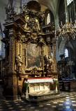 Corpus Christi, another side altar
