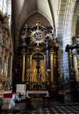 Corpus Christi, more altars