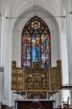 Church of St. Mary, main altar