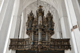 Church of St. Mary, organ