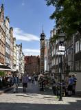 Ulica Mariacka, amber paradise