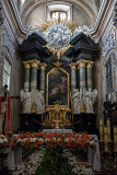 Paulite Church 'On the Rock,' high altar