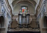 Paulite Church 'On the Rock,' organ