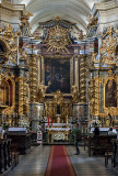 Bernardine Church, main altar