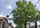 Auschwitz 1, 'Arbeit macht frei'