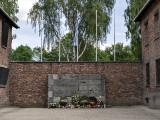 Auschwitz 1, 'Wall of Death'