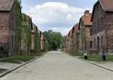 Auschwitz 1, prisoners bloc