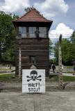 Auschwitz 1, ever watchful