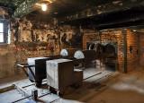 Auschwitz 1, crematorium