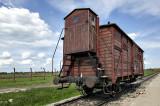 Birkenau, prisoner transport