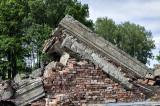 Birkenau, evidence destroyed