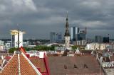Old Tallinn and new