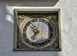 Holy Spirit Church, public clock