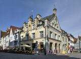Historic streets of Tallinn