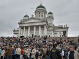 Concert at Helsinki Cathedral
