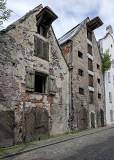Medieval row restoration