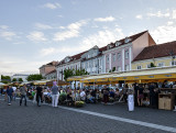 'Culture Night' on Town Hall Square