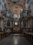 Dominican Church, main aisle