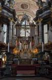 Dominican Church, altar