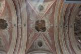 Dominican Church, ceiling detail