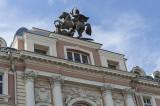 Architecture on Gedimino Prospektas