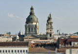 A different view of St. Stephen's Basilica