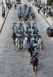 Royal Palace Guard, cavalry march
