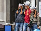 Italian Vikings in Stortorget