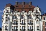 Strandvägen, boulevard of palatial residences