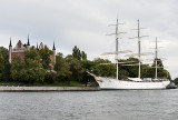 Stockholm by water, af Chapman, Admiralty House