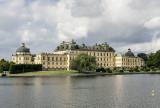 Drottningholm Palace, Lovön island