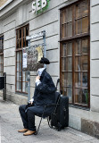 The Invisible Man in Gamla Stan