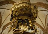 Storkyrkan (cathedral), pulpit