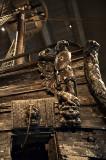 Vasamuseet (6), gun port lion