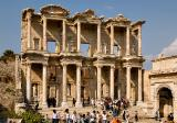 Ephesus, Library of Celsus, Gate of Augustus
