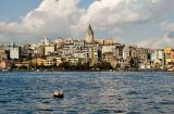 Galata Tower and Beyoglu