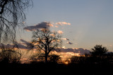 Sunset at Hains Point
